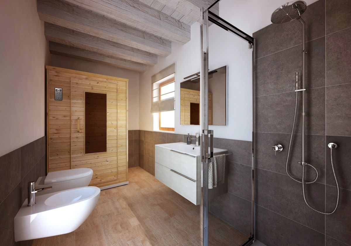Casa in legno modello burano di reiter case in legno for Costruttore di case virtuali