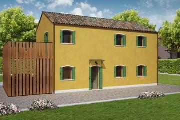 Modello Casa in Legno RIALTO di REITER CASE IN LEGNO