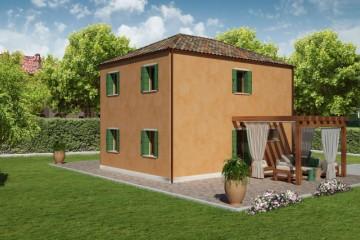 Modello Casa in Legno MURANO di REITER CASE IN LEGNO