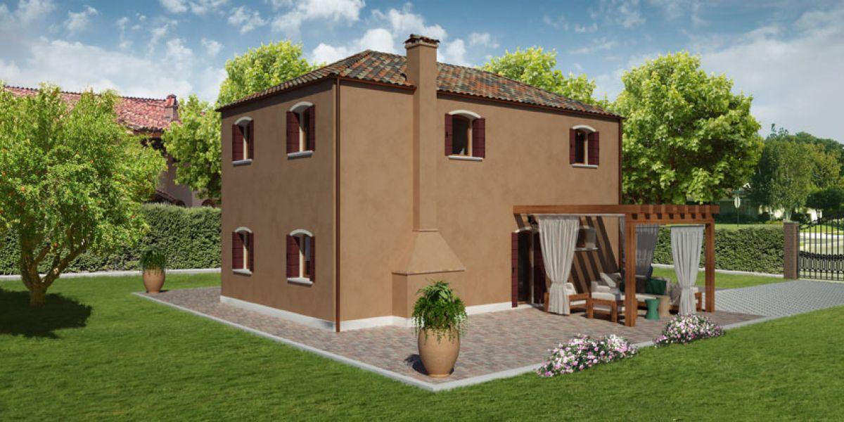 Colore esterno casa colore per esterno casa prezzi colori - Colori per casa esterno ...