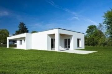Realizzazione Casa in Legno Villa Frame di Evoluthion
