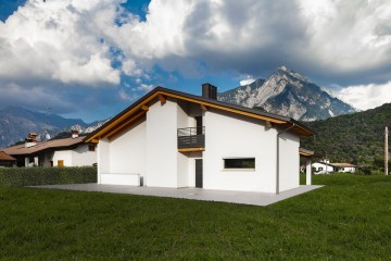 Casa in Legno Villa prefabbricata in legno antisismica