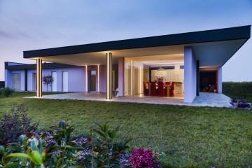Casa in Legno VILLA BOSCO Evoluthion