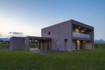 Realizzazione Casa in Legno VILLA NEW LIFE di Evoluthion