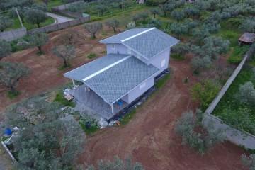Modello Casa in Legno VILLA IN X-LAM  (CZ) di Angoli Legno &dilizia