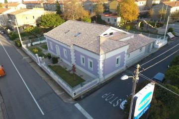Realizzazione Casa in Legno CONSOLIDAMENTO STATICO FABBRICATO Esistente Comune di Cortale (CZ) di Angoli Legno &dilizia