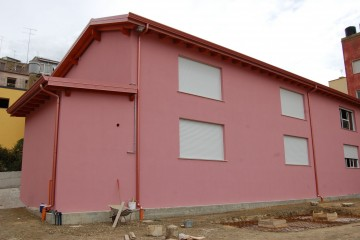 Edificio Pubblico (scuola, chiesa) in Legno