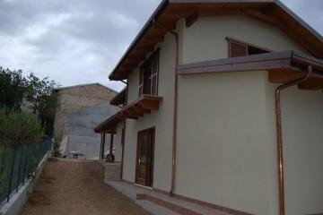 Modello Casa in Legno VILLETTA A TELAIO Poggio Picenze (AQ) di Angoli Legno &dilizia