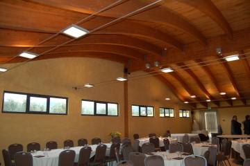 Struttura ricettiva (hotel, villaggio) in Legno
