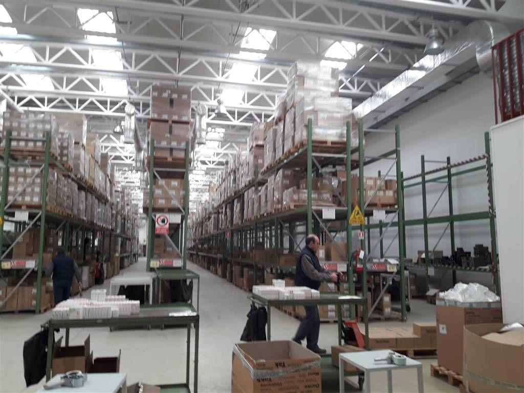 Affitto Capannone Industriale Salerno