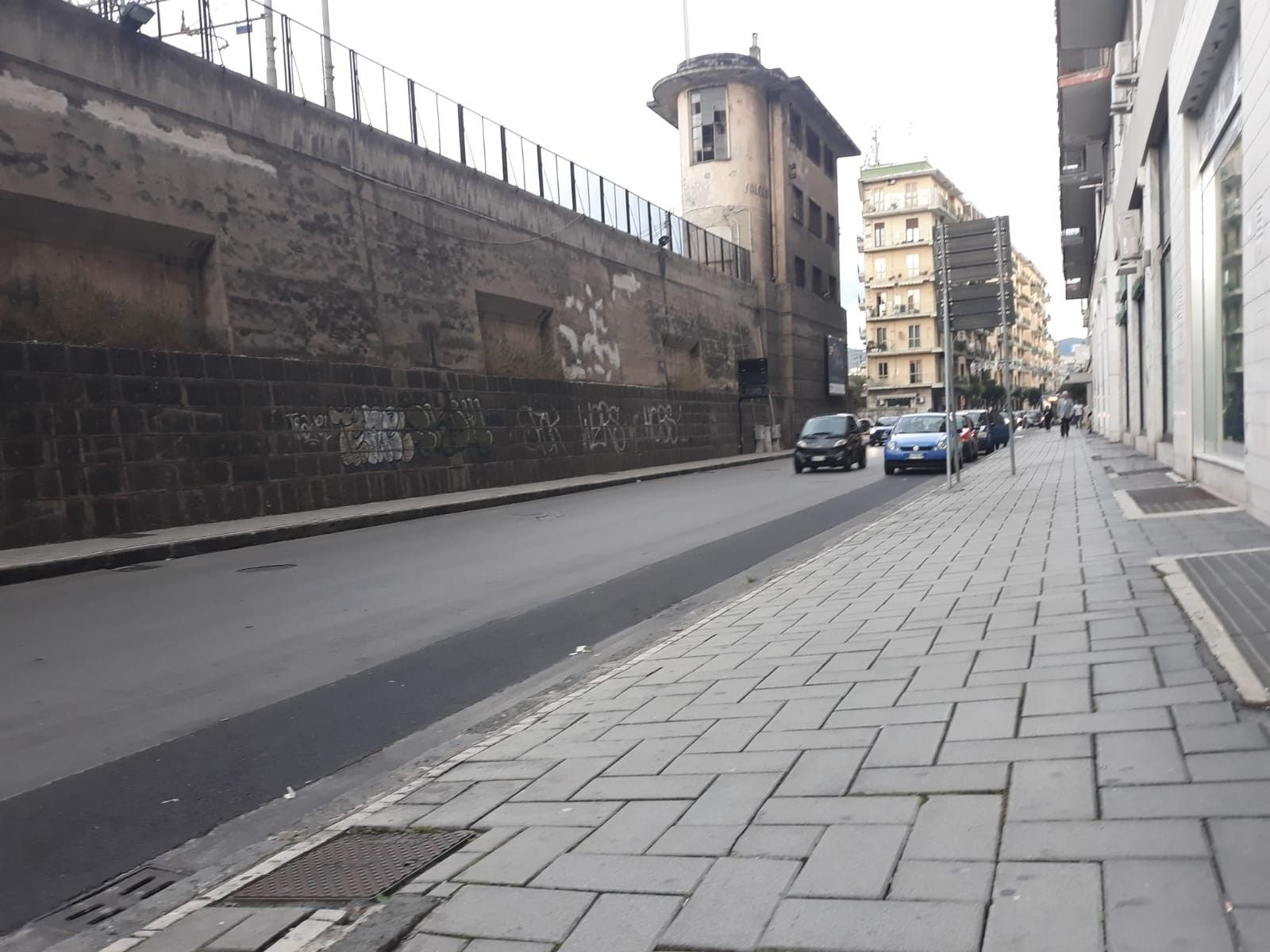 Vendita Box/Posto auto Salerno