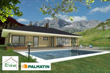 Casa in Legno Pihlakas