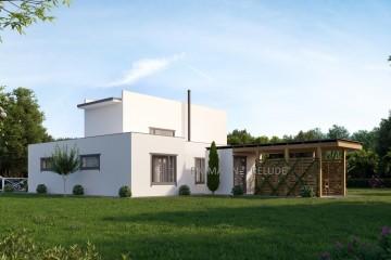 Modello Casa in Legno Prelude di Estia House oü