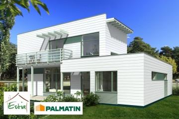 Modello Casa in Legno Prelude di Estia