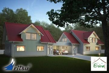 Modello Casa in Legno Markus 88 di Estia