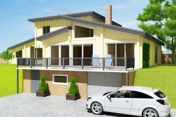 Realizzazione Casa in Legno Sofia di Estia House oü