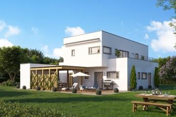 Realizzazione Casa in Legno Cantata di Estia House oü