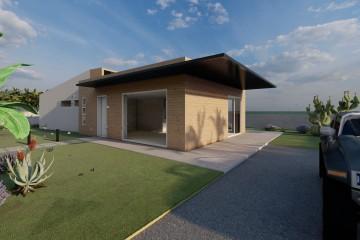Modello Casa in Legno Edoardo di Estia House oü