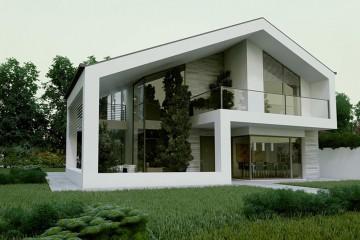 Modelli di case in legno e villette prefabbricate in legno for Villa prefabbricata prezzi