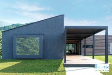 Casa in Legno Villa a Sabbio Chiese (BS)