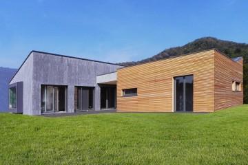 Modello Casa in Legno Villa a Sabbio Chiese (BS) di Villebio di Paganini Danilo