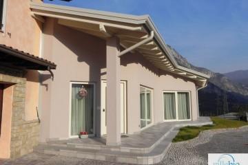 Modello Casa in Legno Casa a Vobarno di Villebio - Energiacasa