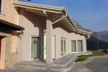 Modello Casa in Legno Casa a Vobarno di Villebio di Paganini Danilo