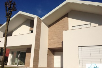 Modello Casa in Legno Casa a Gavardo di Villebio - Energiacasa