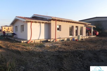 Modello Casa in Legno Casa a San Gervasio Bresciano di Villebio - Energiacasa