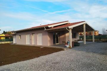 Casa in Legno Casa a San Gervasio Bresciano