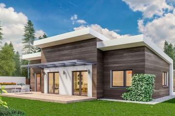 Realizzazione Casa in Legno Marta di Edilbiocasa