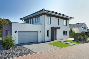 Realizzazione Casa in Legno Linea Architettonica Setros Mod2 di KAMPA ITA