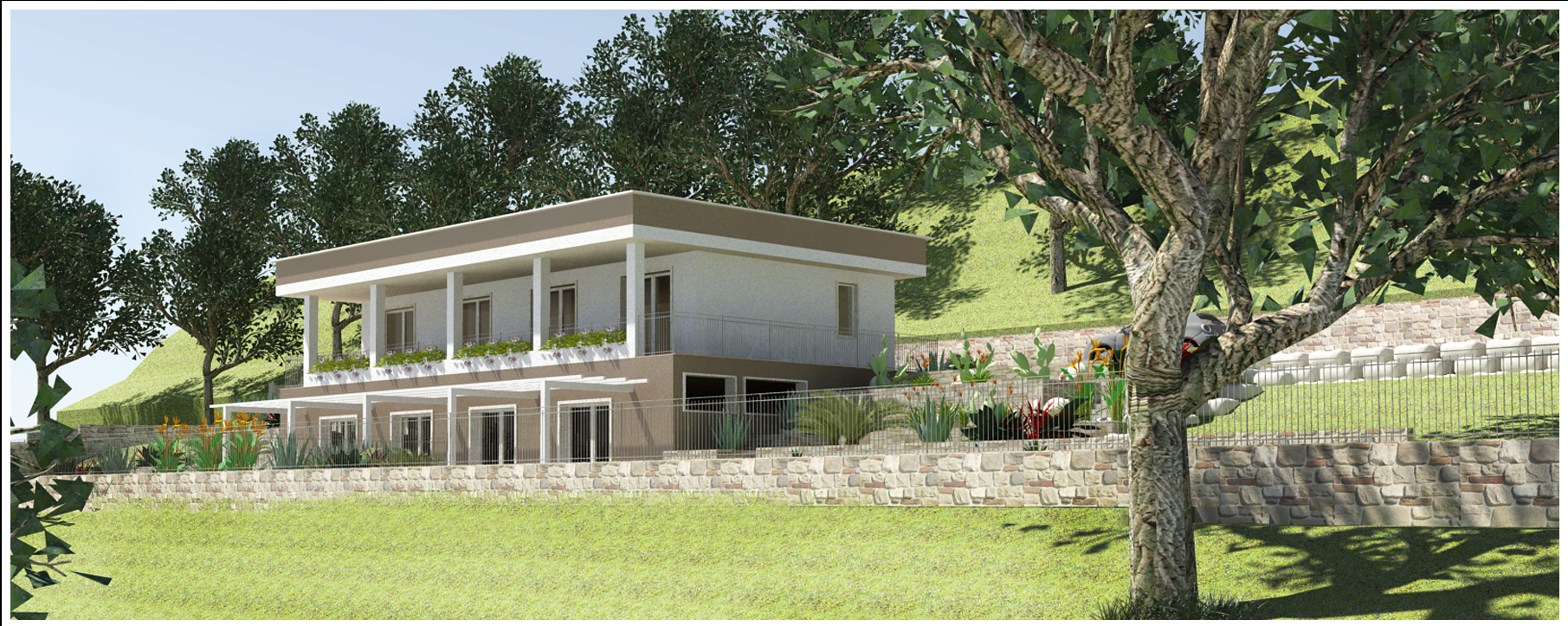 Vendita Villa bifamiliare Agropoli