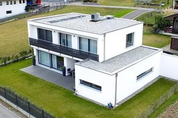 Modello Casa in Legno Casa unifamigliare di La Foca House