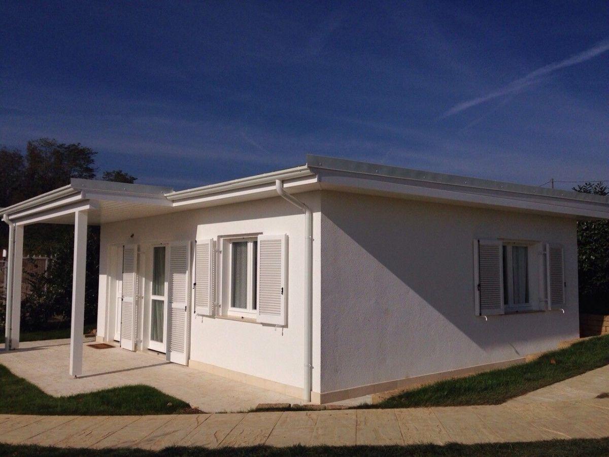 Casa in Legno La Foca House