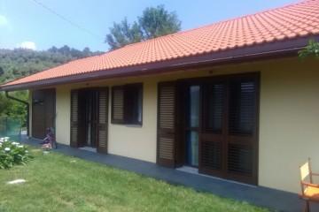Modello Casa in Legno Mod. 98 mq di La Foca House