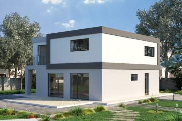 Modello Casa in Legno Mod. 150 mq di La Foca House