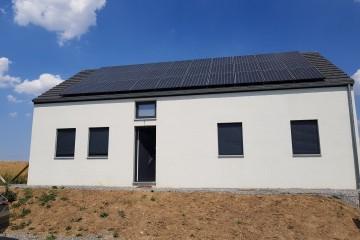 Casa in Legno Mod. 173 mq