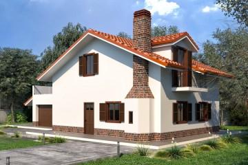 Modello Casa Mobile in Legno Mod. 185 mq di La Foca House