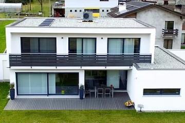 Casa Mobile in Legno Mod. 215 mq.