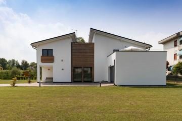 Realizzazione Casa in Legno ZONIN di Rubner Haus