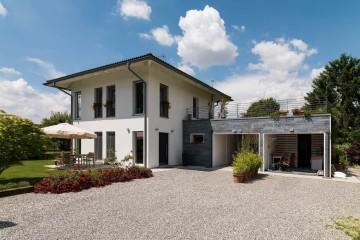 Realizzazione Casa in Legno MINTO di Rubner Haus