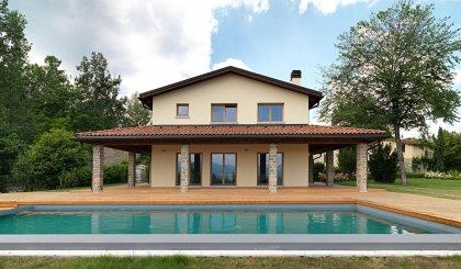 Casa In Legno Modello Lori Di Rubner Haus
