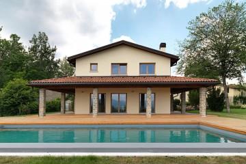 Realizzazione Casa in Legno LORI di Rubner Haus