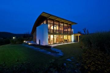 Realizzazione Casa in Legno PANZERI di Rubner Haus