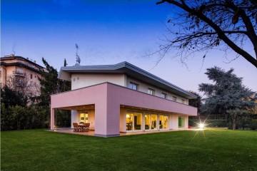 Realizzazione Casa in Legno DELLA TOFFOLA di Rubner Haus