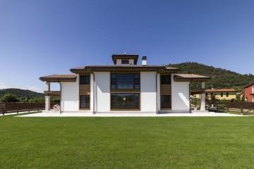 Realizzazione Casa in Legno AMBROSINO di Rubner Haus