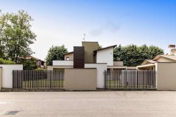 Realizzazione Casa in Legno DELLA VEDOVA di Rubner Haus