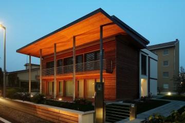 Realizzazione Casa in Legno GALAFASSI di Rubner Haus