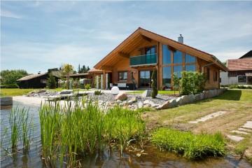 Realizzazione Casa in Legno NOTKA di Rubner Haus